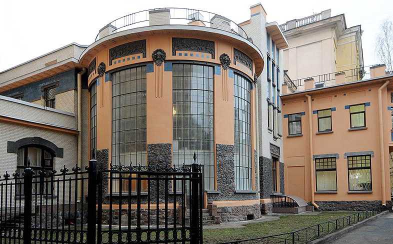 Особняк Чаева в Санкт-Петербурге