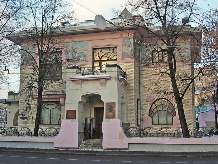 Особняк Рябушинского на Малой Никитской